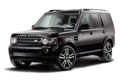 Land Rover Discovery Diesel Se Commercial SD V6 Auto Business Contract Hire 6x35 10000