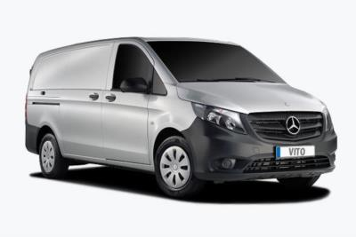 Mercedes Benz Vito Diesel Van 109 CDI 88ps Compact 2.8t GVW 6Mt 15Mdy Business Contract Hire 6x35 10000