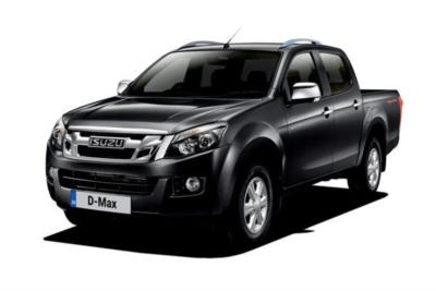 Isuzu D-Max Diesel Double Cab Eiqer 2.5td 4WD Auto Business Contract Hire 6x35 10000