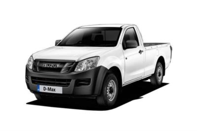 Isuzu D-Max Diesel Single Cab 2.5td 4WD Business Contract Hire 6x35 10000