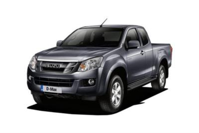 Isuzu D-Max Diesel Extended Cab 2.5td 2WD Business Contract Hire 6x35 10000