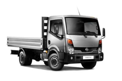 Nissan Cabstar SWB Diesel 34.13 dCi Dropside Business Contract Hire 6x35 10000