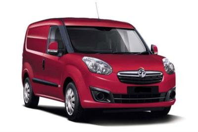 Vauxhall Combo Petrol L1 H1 2000 1.4i 95ps Start/Stop Van (Euro 6) 17Mdy Business Contract Hire 6x35 10000