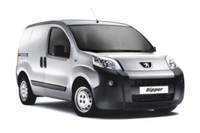 Peugeot Bipper Diesel 1.3 HDi 80ps S Business Contract Hire 6x35 10000