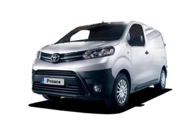 Toyota Proace 1.6D 95ps Compact Van 5Mt 17Mdy Business Contract Hire 6x35 10000