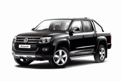 Volkswagen Amarok A33 Diesel D/Cab 3.0 BiTDI 204ps Trendline 4Motion Auto Business Contract Hire 6x35 10000
