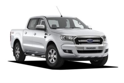 Ford Ranger Diesel Pick Up Double Cab XLT 2.2 TDCi 6Mt Business Contract Hire 6x35 10000