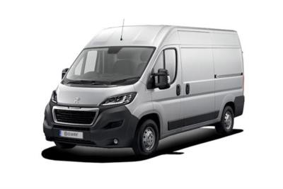Peugeot Boxer 330 L1 Diesel 2.0 BlueHDi 110ps Chassis Cab Business Contract Hire 6x35 10000