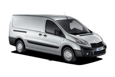 Peugeot Expert Compact Diesel 1400 2.0 BlueHDi 120ps S Van Business Contract Hire 6x35 10000