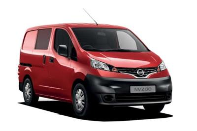 Nissan Nv300 2.7T L1 Diesel 1.6 dCi 125ps H1 Acenta Crew Van Business Contract Hire 6x35 10000