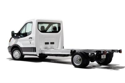 Ford Transit 350 L2 Diesel FWD 2.0 TDCi 130PS Chassis Cab Auto Business Contract Hire 6x35 10000