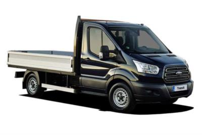 Ford Transit 350 L2 Diesel FWD 2.0 TDCi 105PS Standard Dropside 6Mt Business Contract Hire 6x35 10000