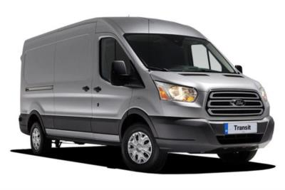 Ford Transit 350 L3 Diesel FWD 2.0 TDCi 130PS H2 Trend Van Auto Business Contract Hire 6x35 10000
