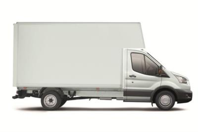 Ford Transit 350 L4 Diesel FWD 2.0 TDCi 130PS One Stop Luton Van Auto Business Contract Hire 6x35 10000