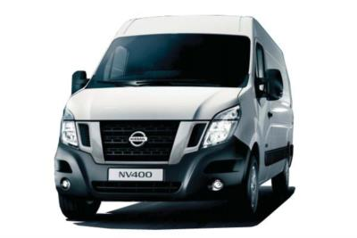Nissan Nv400 F35 L2 Diesel 2.3 dCi 130ps H1 SE Tipper Business Contract Hire 6x35 10000