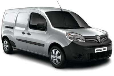 Renault Kangoo Maxi Diesel LL21 Energy DCi 110ps Business Crew Cab Van [Euro 6] Business Contract Hire 6x35 10000