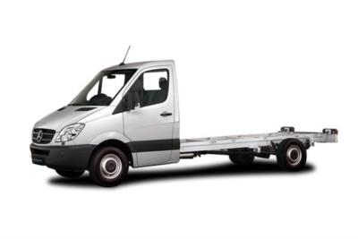 Mercedes Benz Sprinter 314 CDi Short Diesel 3.5t GVW Chassis Cab 6Mt Business Contract Hire 6x35 10000