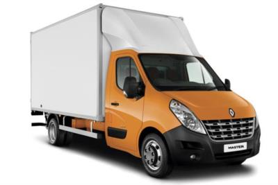Renault Master MWB Diesel RWD MLL35 Energy TWdCi 145 Business Low Roof Double Cab Chassis Business Contract Hire 6x35 10000