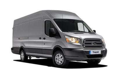 Ford Transit 350 L3 Diesel FWD 2.0 TDCi 170PS H3 Trend Van Auto Business Contract Hire 6x35 10000