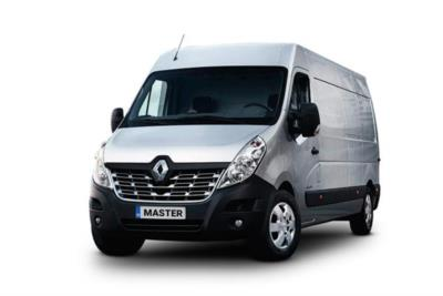 Renault Master MWB Diesel FWD MM33 dCi 130 Business+ Medium Roof Van Business Contract Hire 6x35 10000