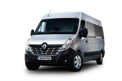 Renault Master MWB Diesel FWD MM39 Energy dCi 165 Business Medium Roof Trabus Window Van Business Contract Hire 6x35 10000