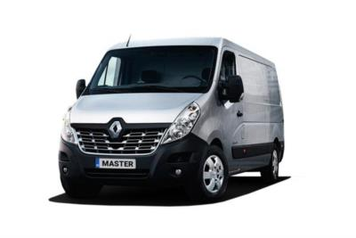 Renault Master SWB Diesel FWD SM33 dCi 130 Business Medium Roof Window Van Business Contract Hire 6x35 10000