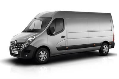 Renault Master LWB Diesel FWD LL35 dCi 130 Business Low Roof Double Cab Chassis Business Contract Hire 6x35 10000