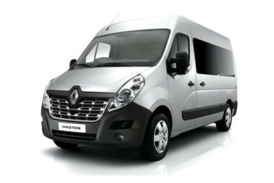 Renault Master SWB Diesel FWD SM33 dCi 110 Business Medium Roof Window Van [Euro6] Business Contract Hire 6x35 10000