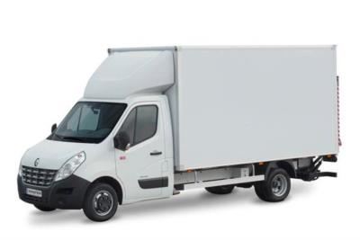 Renault Master LWB Diesel FWD LL35 dCi 110 Business Low Roof Luton Loloader Business Contract Hire 6x35 10000