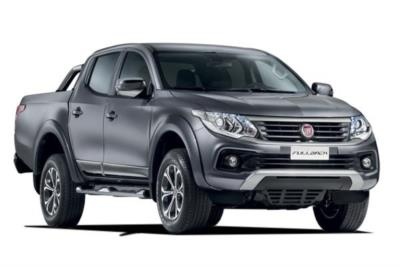 Fiat Fullback Diesel 2.4 180ps LX Double Cab Pickup 5Mt 4WD Business Contract Hire 6x35 10000