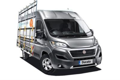 Fiat Ducato 35 Lwb Diesel 2.3 Multijet High Roof Glass Van 130 Business Contract Hire 6x35 10000