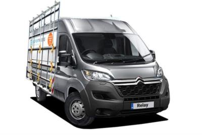 Citroen Relay 35 L2 Diesel 2.0 BlueHDi H2 Glass Van 130ps Enterprise Lease 6x47 10000