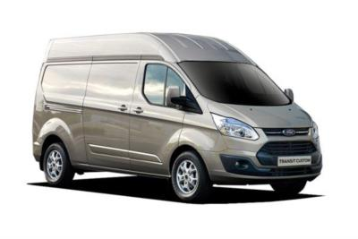 Ford Transit Custom 290 L1 Diesel FWD 2.0 TDCi 130ps High Roof Limited Van 6Mt Business Contract Hire 6x35 10000