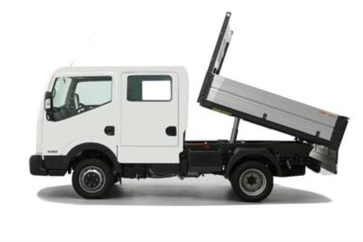 Nissan Cabstar LWB Diesel 35.13 dCi Double Cab Tipper Business Contract Hire 6x35 10000