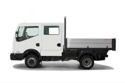 Nissan Cabstar LWB Diesel 35.13 dCi Double Cab Dropside Business Contract Hire 6x35 10000
