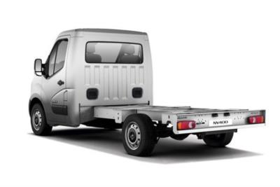 Nissan Nv400 R45 L3 Diesel 2.3 dCi 145ps H1 SE Chassis Cab (TRW) Business Contract Hire 6x35 10000