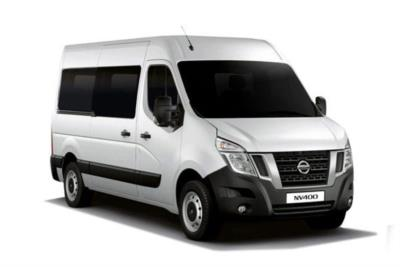 Nissan Nv400 F35 L2 Diesel 2.3 dCi 145ps H2 SE Crewbus (Start/Stop) Business Contract Hire 6x35 10000