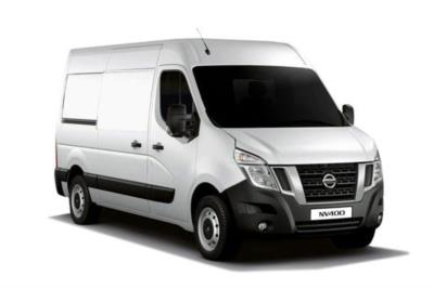 Nissan Nv400 F33 L2 Diesel 2.3 dCi 110ps H2 E Van Business Contract Hire 6x35 10000