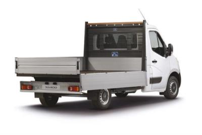 Nissan Nv400 R35 L4 Diesel 2.3 dCi 145ps H1 SE Dropside (TRW) Business Contract Hire 6x35 10000