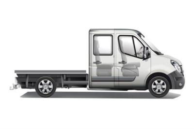 Nissan Nv400 F35 L3 Diesel 2.3 dCi 130ps H1 SE Double Cab Chassis Business Contract Hire 6x35 10000
