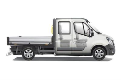 Nissan Nv400 F35 L3 Diesel 2.3 dCi 130ps H1 SE Double Cab Dropside Business Contract Hire 6x35 10000
