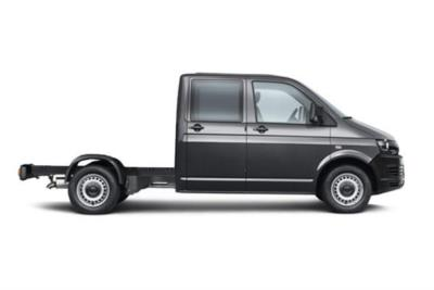 Volkswagen Transporter T30 LWB Diesel 2.0 TDI BMT 150ps Startline Chassis Double Cab 5Mt Business Contract Hire 6x35 10000