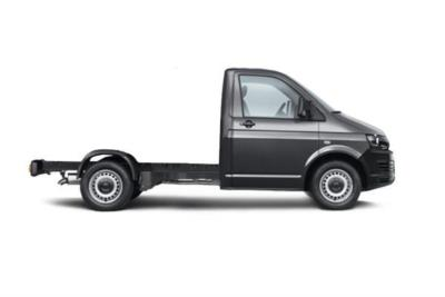 Volkswagen Transporter T30 LWB Diesel 2.0 TDI BMT 150ps Startline Chassis Cab 5Mt Business Contract Hire 6x35 10000
