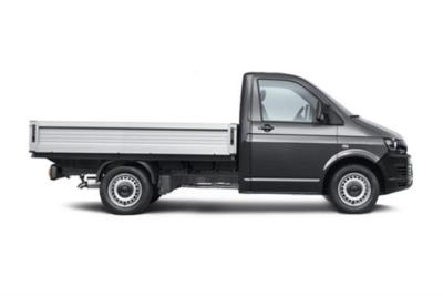 Volkswagen Transporter T30 LWB Diesel 2.0 TDI BMT 150ps Startline Dropside DSG Business Contract Hire 6x35 10000