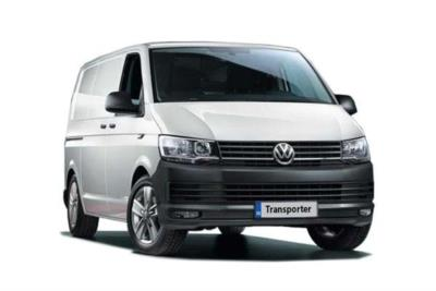 Volkswagen Transporter T28 LWB Diesel 2.0 TDI BMT 204ps High Roof Highline Van DSG Business Contract Hire 6x35 10000