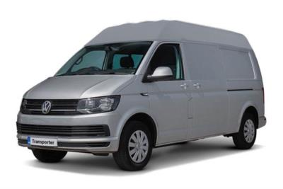 Volkswagen Transporter T30 LWB Diesel 2.0 TDI BMT 150ps High Roof Highline Van 5Mt Business Contract Hire 6x35 10000