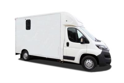 Citroen Relay 35 Heavy L3 Diesel 2.0 BlueHDi 160ps Mini Horse Box 6Mt Lease 6x47 10000