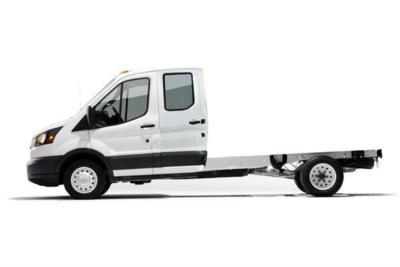 Ford Transit 350 L3 Diesel RWD 2.0 TDCi 105PS Double Cab Chassis 6Mt Business Contract Hire 6x35 10000