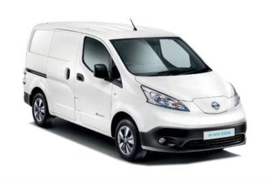 Nissan eNv200 Electric Acenta Rapid Van Auto Business Contract Hire 6x35 10000