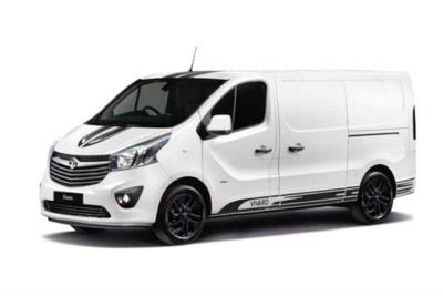 Vauxhall Vivaro L2 Special Editions 2900 1.6 CDTi BiTurbo 145ps Ltd Edition Nav Van Business Contract Hire 6x35 10000